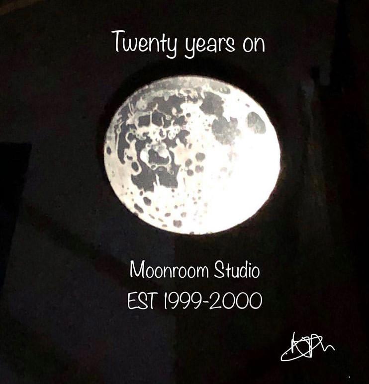 Moonroom flyer